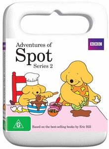 Win 1 of 3 Adventures of Spot – Series 2 DVDs – ENDED