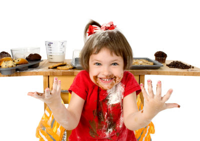Cooking and Kids – What can children learn from cooking?