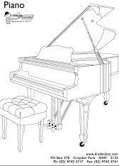Let's Learn about Piano