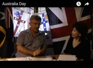 Australia Day with John Vaughan