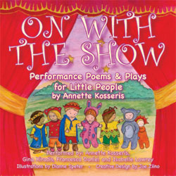 On with the Show CD and BOOK