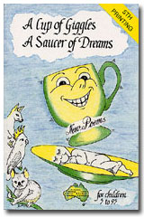 A Cup of Giggles A Saucer of Dream