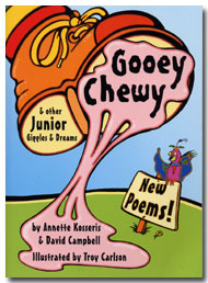 Gooey Chewy & other Junior Giggles & Dreams