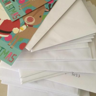 I am still sending Christmas cards…and here is why!