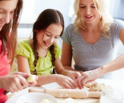 Benefits of involving your children in festive preparations