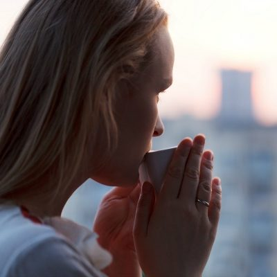 A gentle reminder of a daily ritual of mindfulness