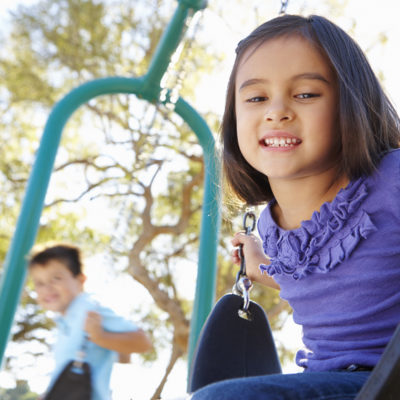 Simple and joyful daily routine that enhance connections and learning in children